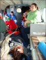 В Республике Алтай на горе Белуха пострадали туристы из Украины.СРОЧНО ТРЕБУЕТСЯ ПОСИЛЬНАЯ ПОМОЩЬ