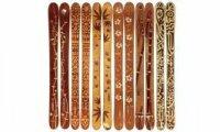 Ski Logik: Лыжи ручной работы из Китая